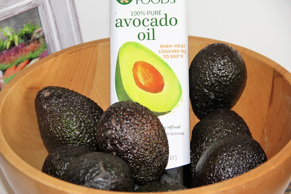 avocado hair avocado oil